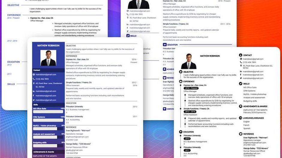best resume builder of cnet free from existing unnamed high school graduate template put Resume Free Resume Builder From Existing Resume