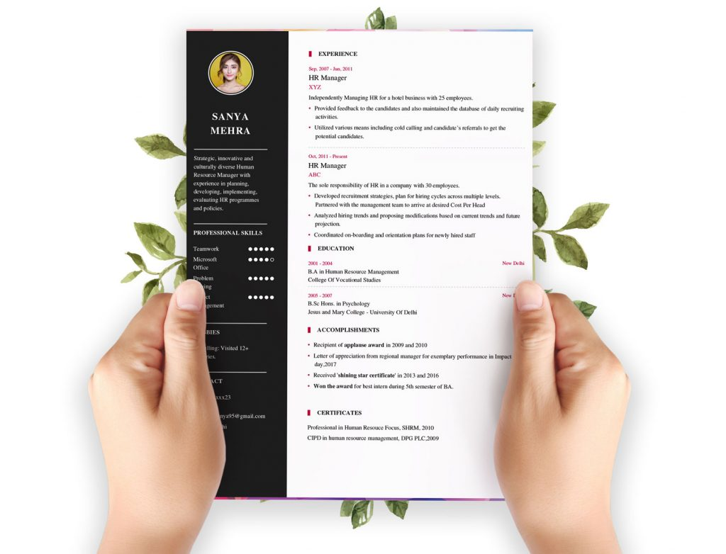 best resume builder you can in pdf format my free bg 1024x782 objectives for fresh Resume Free Resume Pdf Builder