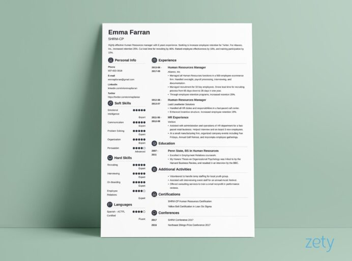 best resume layouts examples from idea to design creating the layout auditor example Resume Creating The Best Resume