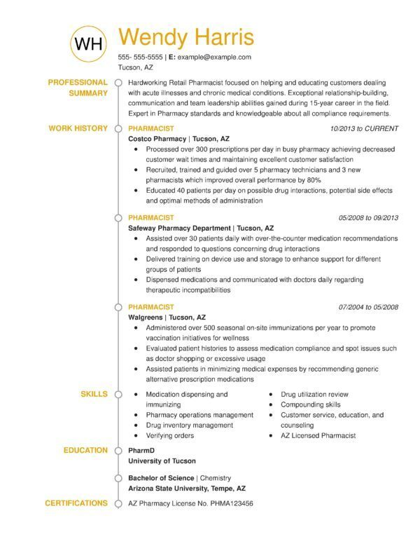 best resume templates for my perfect should use template standout pharmacist data Resume Resume Templates That Stand Out