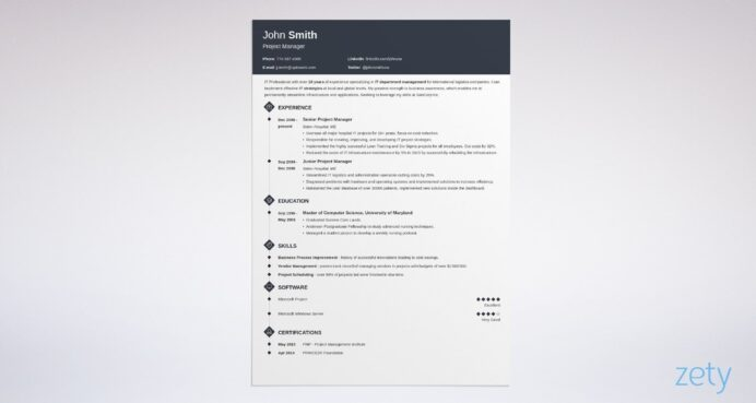 best resume templates for top picks to creating the sample easy free housekeeping job Resume Creating The Best Resume