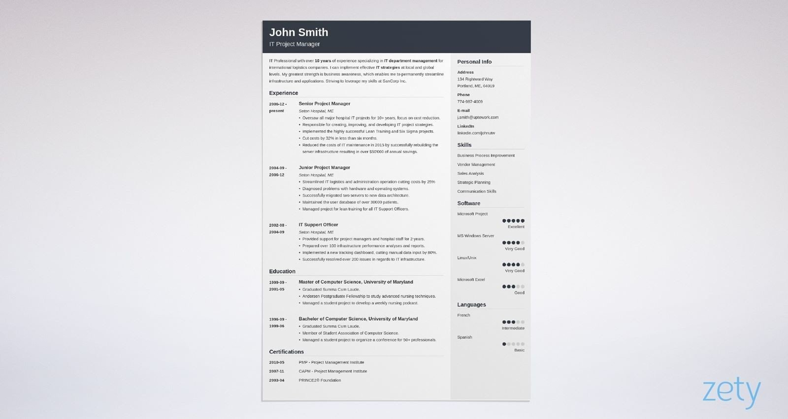best resume templates for top picks to executive template manufacturing cover letter Resume Executive Resume Template 2020