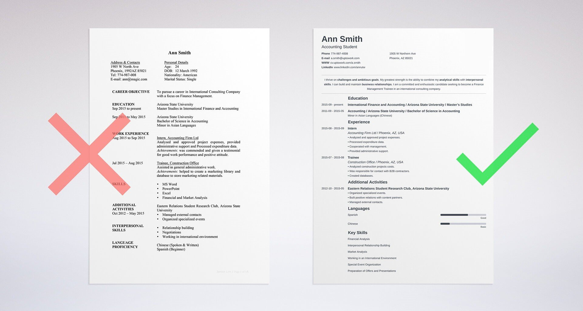 best resume tips great tricks and writing advice creating the professional bartender Resume Creating The Best Resume
