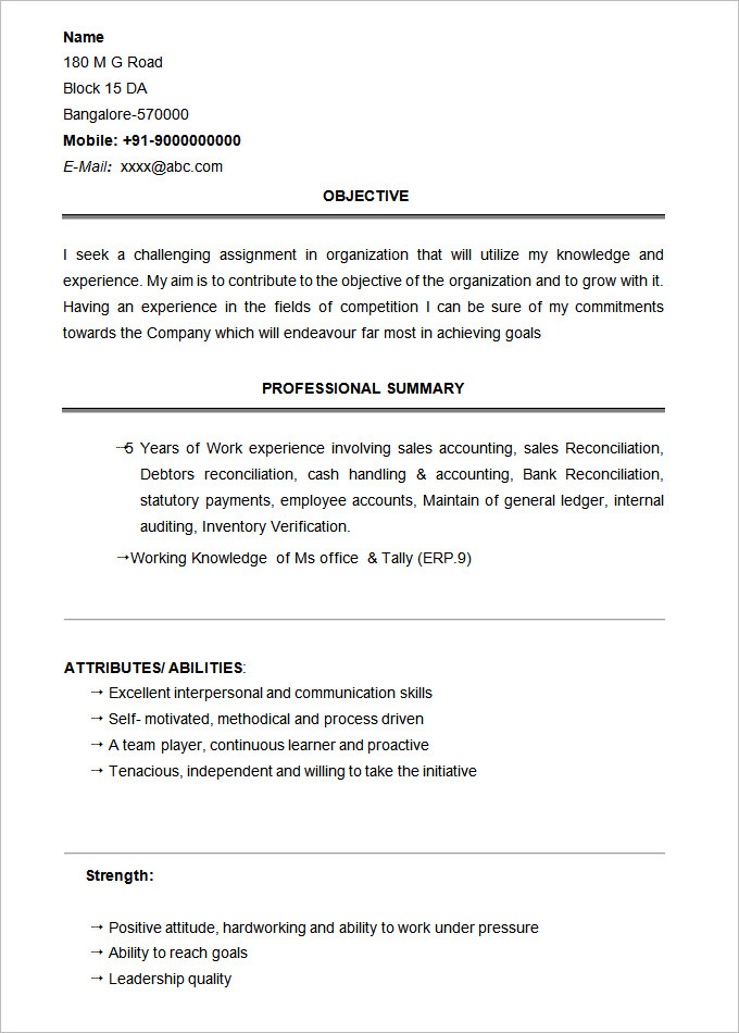 best student sample resume templates wisestep format for bsc students bcom graduate Resume Resume Format For Bsc Students
