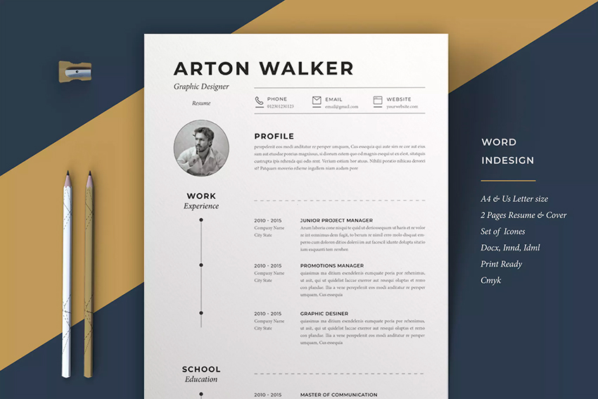 best web graphic designer resume cv templates examples for creative design airton on Resume Creative Resume Design For Graphic Designer