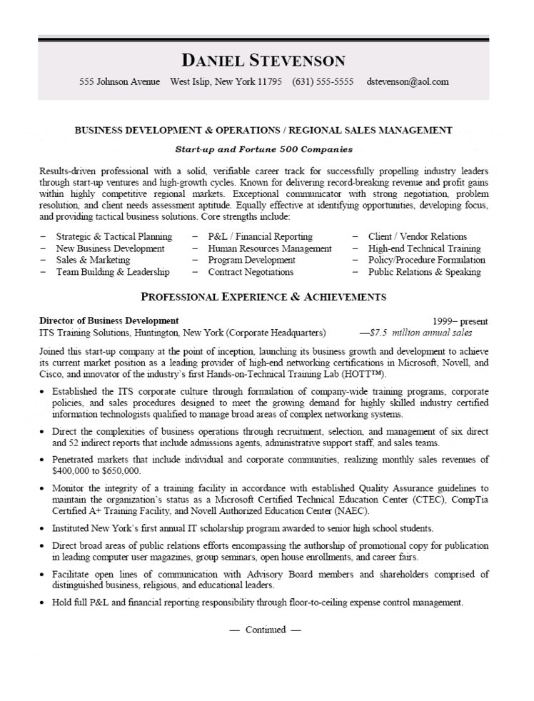 business development and regional manager resume mental health technician awesome Resume Regional Sales Manager Resume