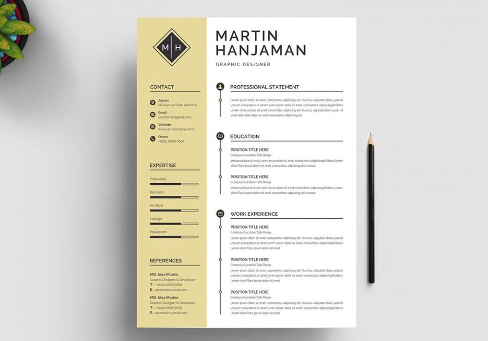 classic word resume template free maxresumes templates for 1000x700 usajobs federal Resume Free Resume Templates For 2020