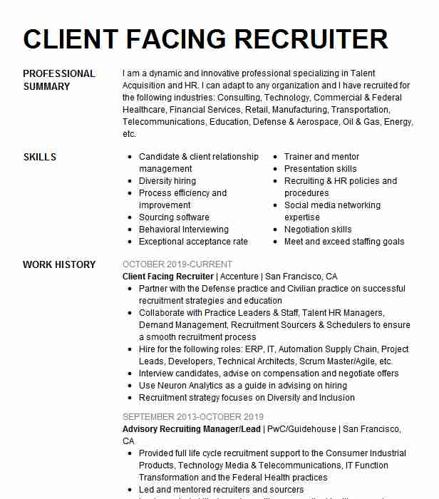 client facing inside analyst resume example dresser rand customer experience new format Resume Customer Facing Experience Resume