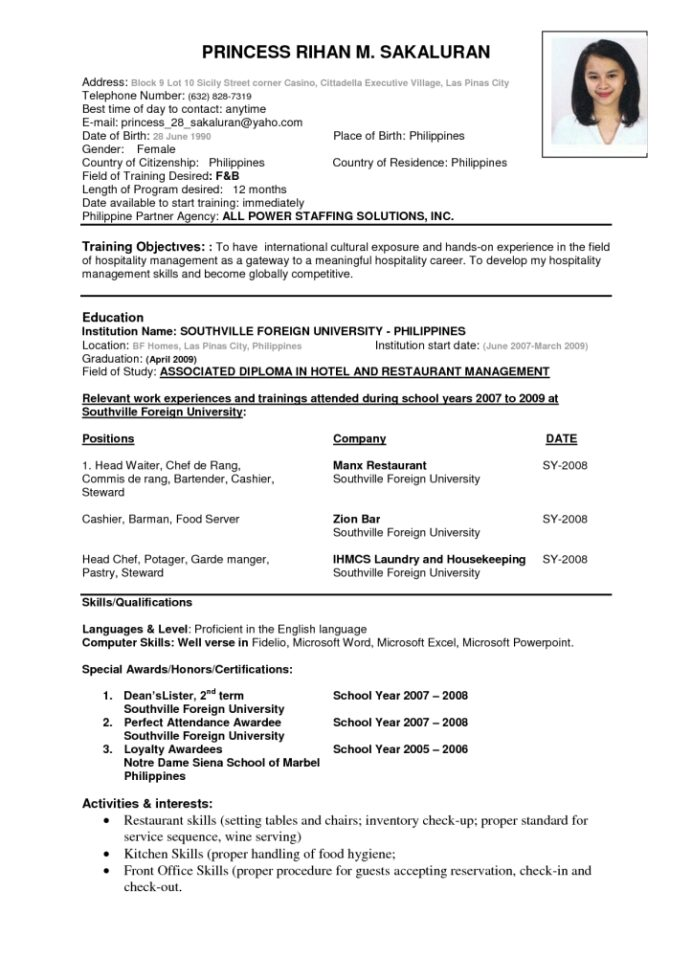 college student resume format pdf best examples trends should include references python Resume Resume Format Download Pdf