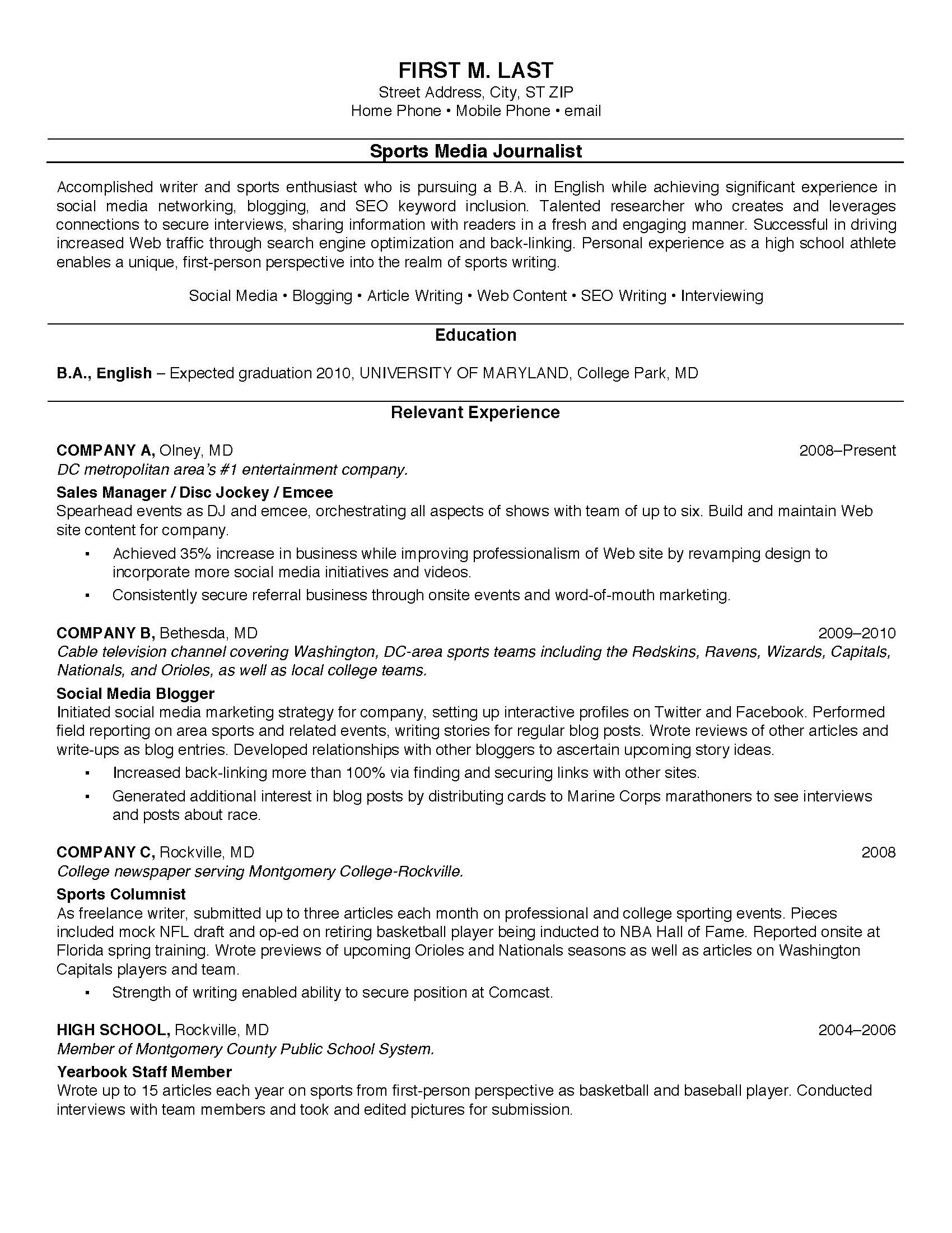 college student resume skills examples truck driver objective electronics quality Resume College Resume Skills Examples