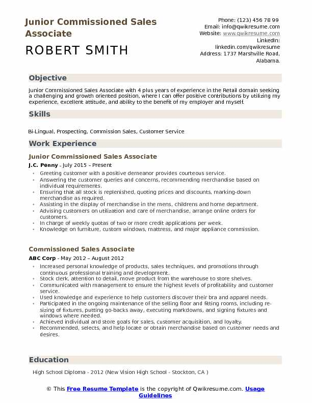 commissioned associate resume samples qwikresume sample pdf data science github photoshop Resume Sales Associate Resume Sample
