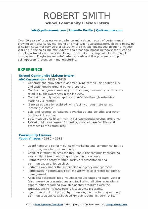 community liaison resume samples qwikresume pdf clearpoint hco reviews substitute teacher Resume Community Liaison Resume