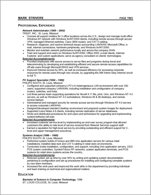 configuration management resume sample examples executive director samples therapist Resume Configuration Management Resume Examples