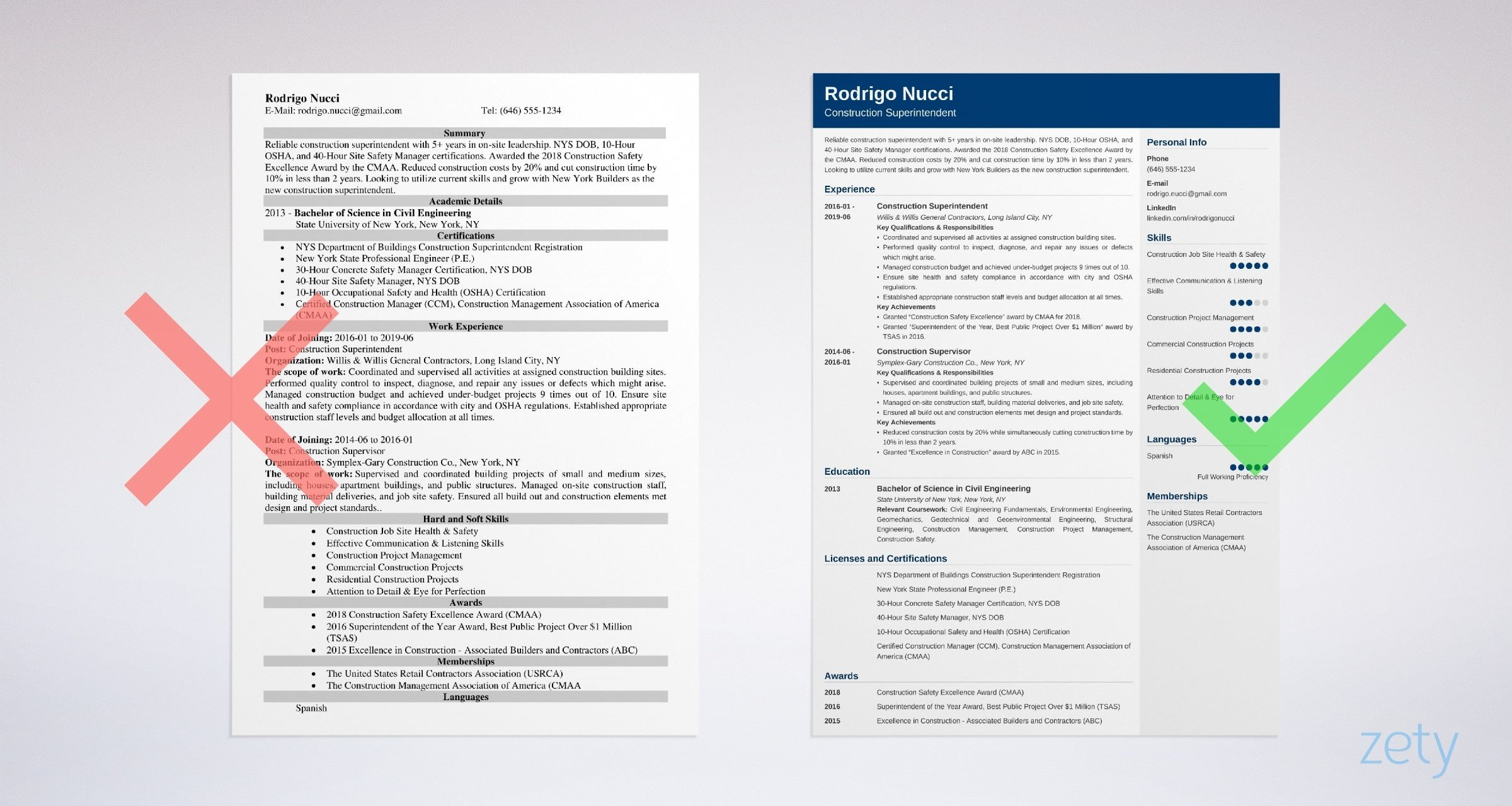 construction superintendent resume examples template pdf example golf caddy nurse extern Resume Construction Superintendent Resume Pdf