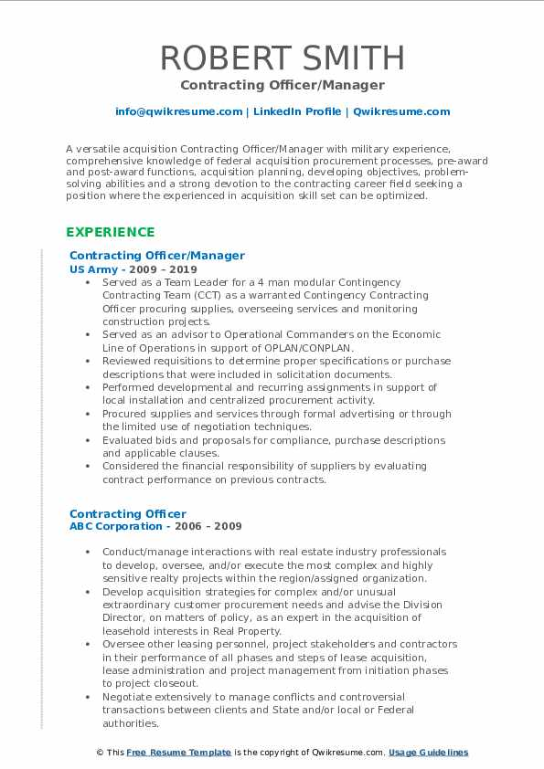 contracting officer resume samples qwikresume government pdf hotel duties tips for Resume Government Contracting Officer Resume