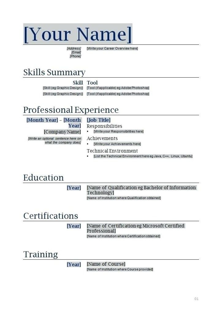copy resume template fitbowpartco free printable functional templates and paste for word Resume Copy And Paste Resume Template For Word