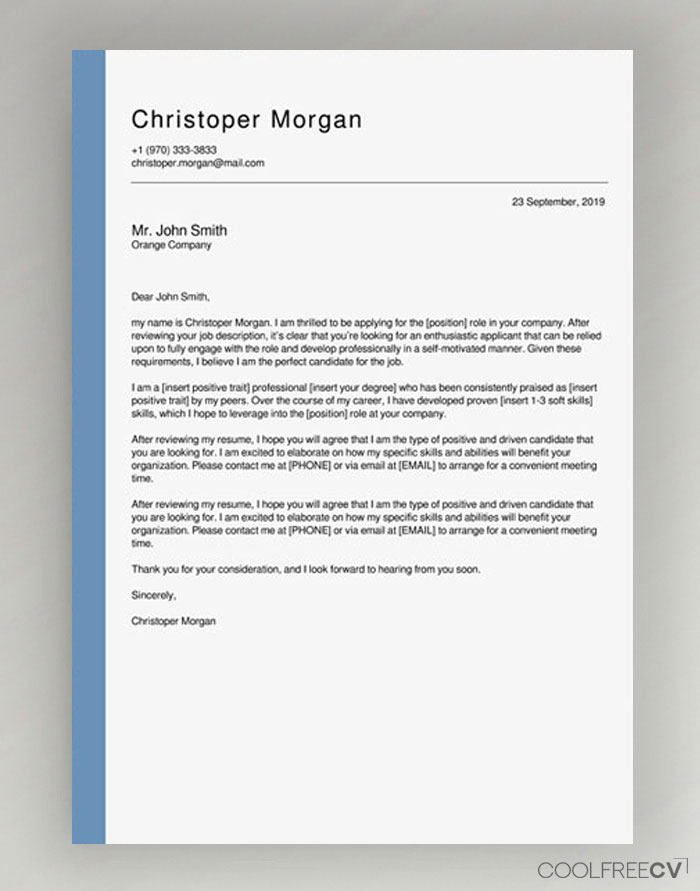 cover letter maker creator template samples to pdf best free resume and builder build Resume Best Free Resume And Cover Letter Builder