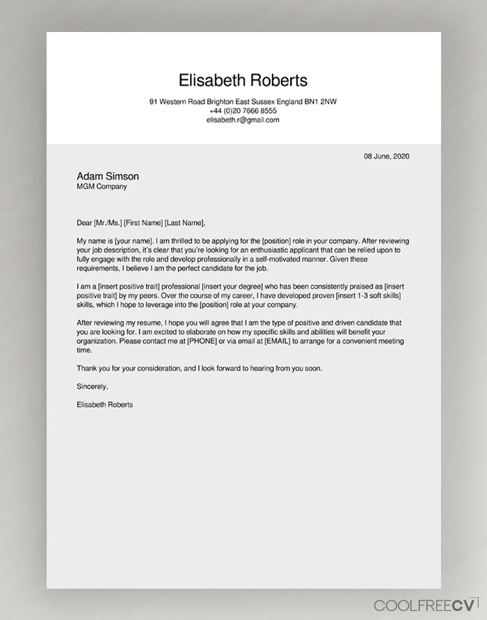 cover letter maker creator template samples to pdf resume builder sample without dates Resume Resume Cover Letter Builder