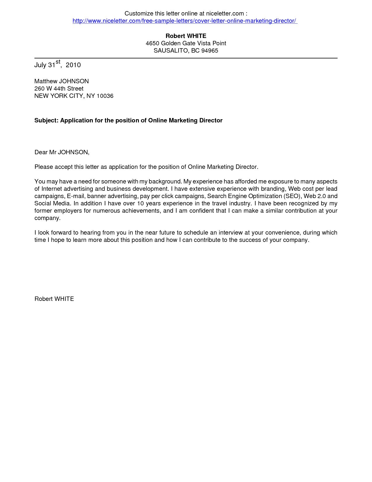 cover letter sample pdf lettering for resume examples fema inspector should you put your Resume Online Resume Cover Letter Examples