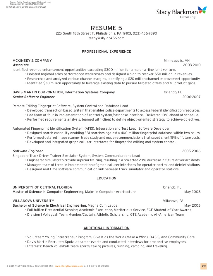 creating resume for mba applications admission examples resumeformbaapplications monster Resume Mba Admission Resume Examples