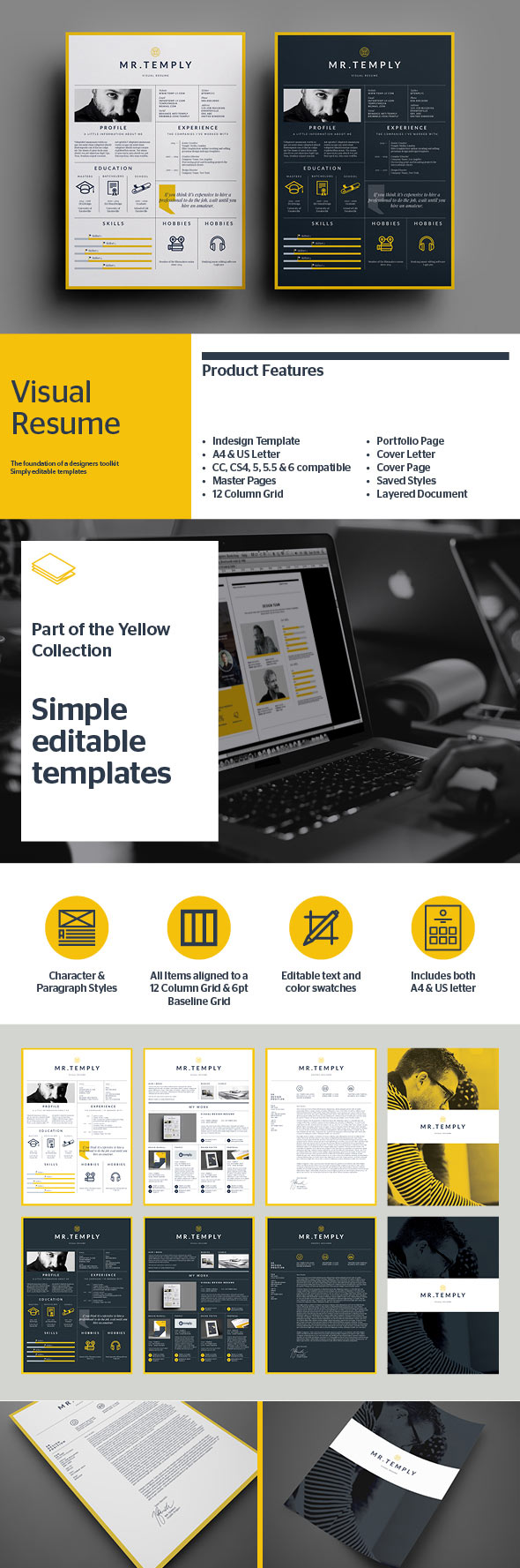 creative dynamic resume cv templates for professional jobs in new age visual template Resume New Age Resume Templates