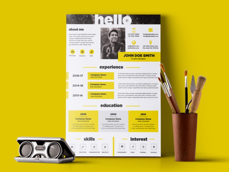 creative photographer cv template best resume examples free templates forwarding service Resume Photographer Resume Template Free