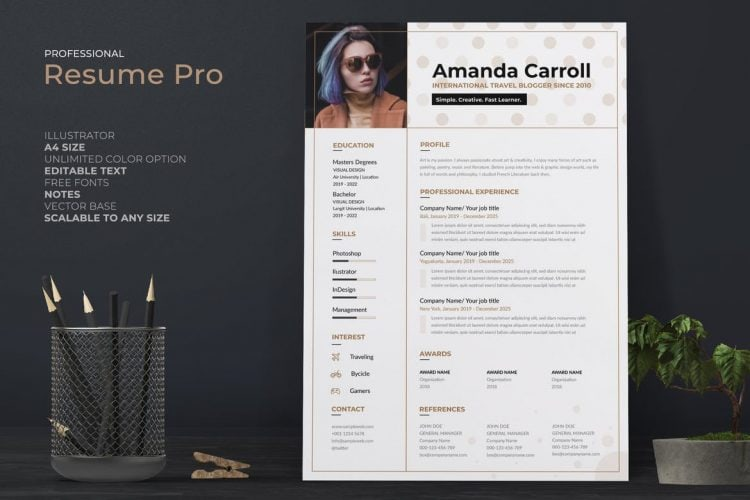 creative resume templates with unique designs theme professional and 750x500 builder Resume Professional And Creative Resume Templates