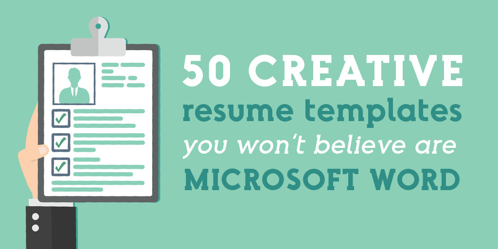 creative resume templates you won believe are microsoft word market blog free editable Resume Free Creative Resume Templates Editable