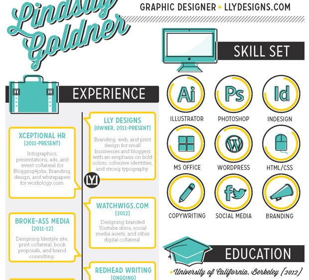 creative resumes to inspire you beacon skills for resume image first time objective Resume Creative Skills For Resume