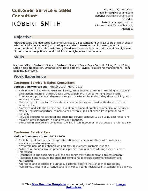 customer service consultant resume samples qwikresume building pdf typical layout profile Resume Building A Sales Resume
