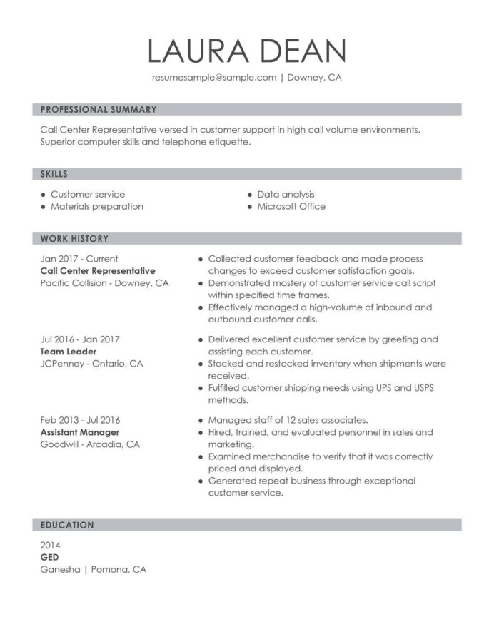 customize our customer representative resume example service job description call center Resume Customer Service Representative Job Description Resume