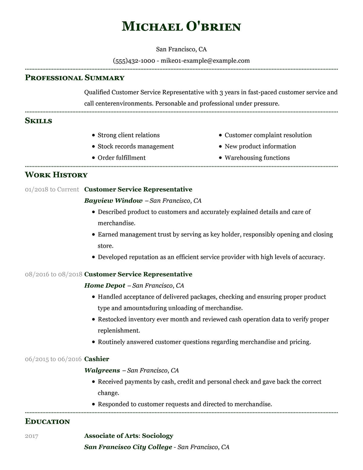 customize our customer representative resume example service job description sample Resume Customer Service Representative Job Description Resume