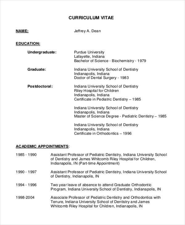 cv template dentist doctor of dental surgery resume school application examples personal Resume Dental School Application Resume Examples
