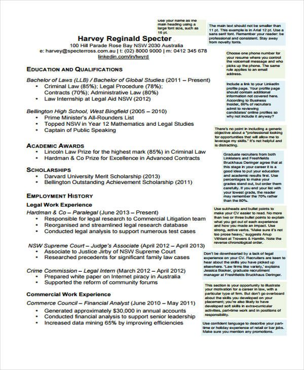 cv template law resume format student design for graduates summary call center Resume Resume Format For Law Graduates