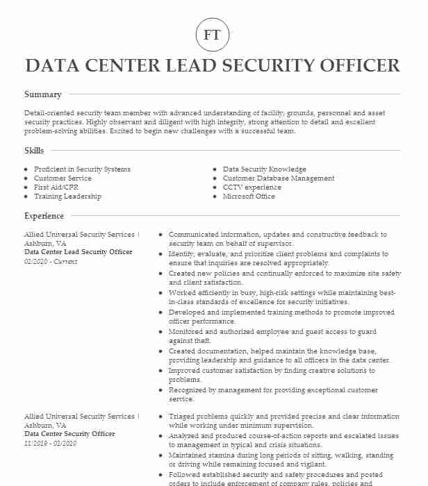 data center lead resume example wipro technologies migration sailing for college Resume Data Center Migration Resume