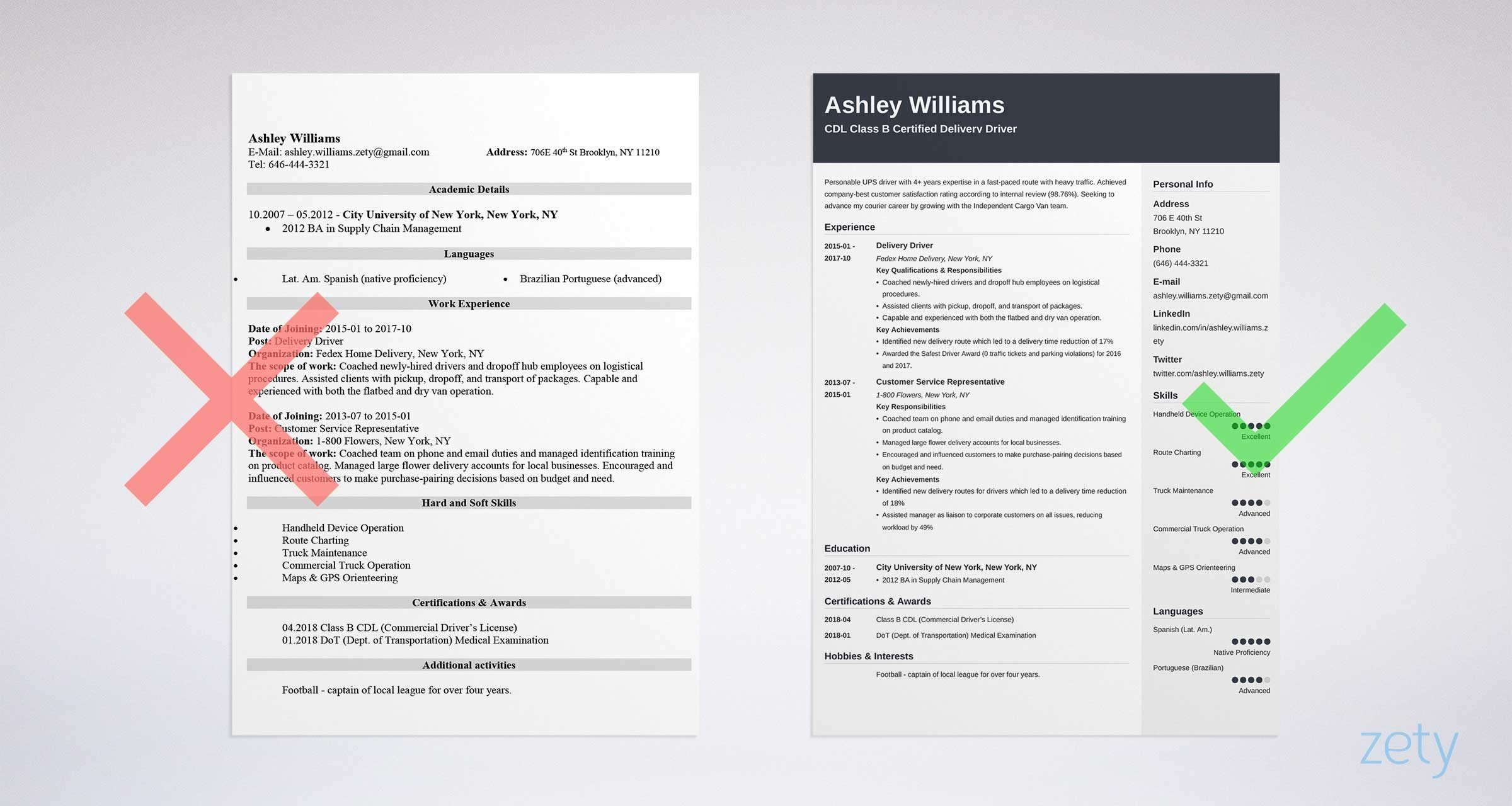 delivery driver resume sample objective skills duties another word for example student Resume Another Word For Delivery Driver For Resume