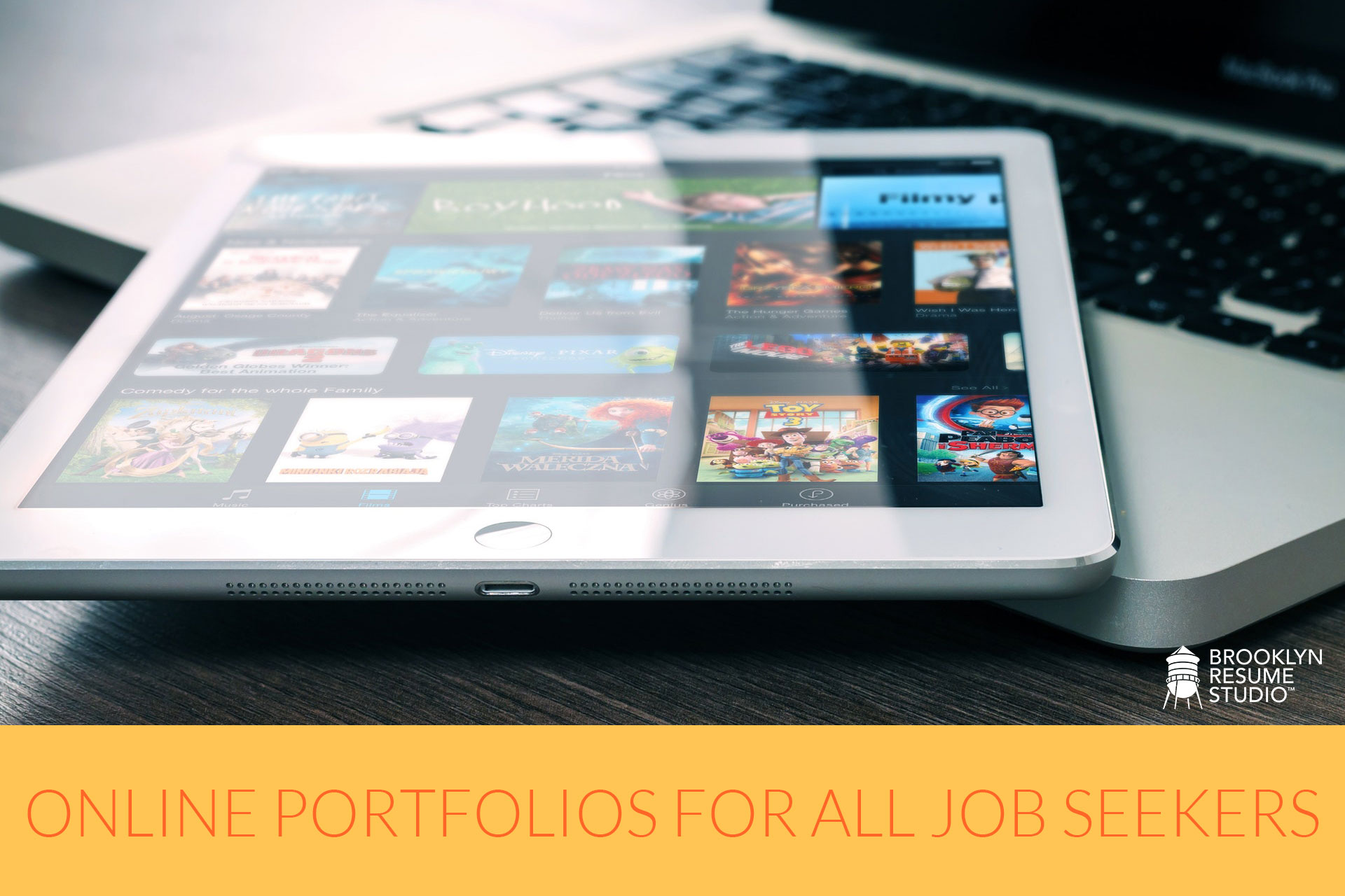 digital portfolios for any job seeker brooklyn resume studio portfolio can help social Resume Digital Resume Portfolio