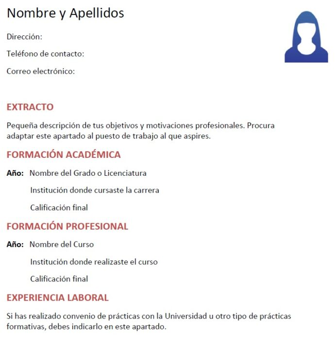 Ejemplos Curriculum Vitae Para Estudiantes Resume Sin Experiencia Laboral Funniest Ever Resume Sin Experiencia Laboral Resume Awesome Resume Templates Resume Professional Writers Reviews Resume Summary 2018 Civil Engineer Eit Resume Admin Staff