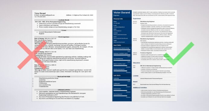engineering resume templates examples essential skills best for engineers samples email Resume Best Resume Templates For Engineers