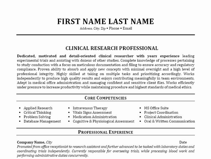 entry level cra resume best of images about research assistant templates samples on job Resume Entry Level Clinical Research Associate Resume