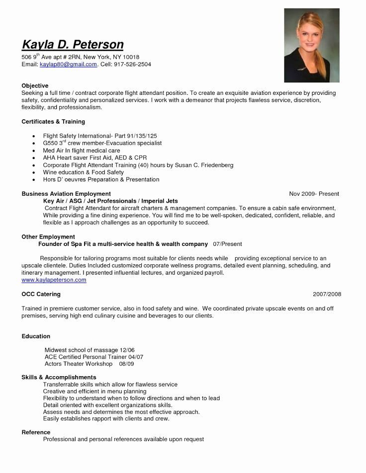 entry level flight attendant resume awesome easily write your using template examples Resume Entry Level Aviation Resume
