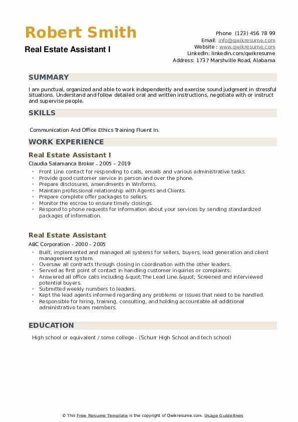 estate assistant resume samples qwikresume pdf thank you for sending your funny entry Resume Real Estate Assistant Resume