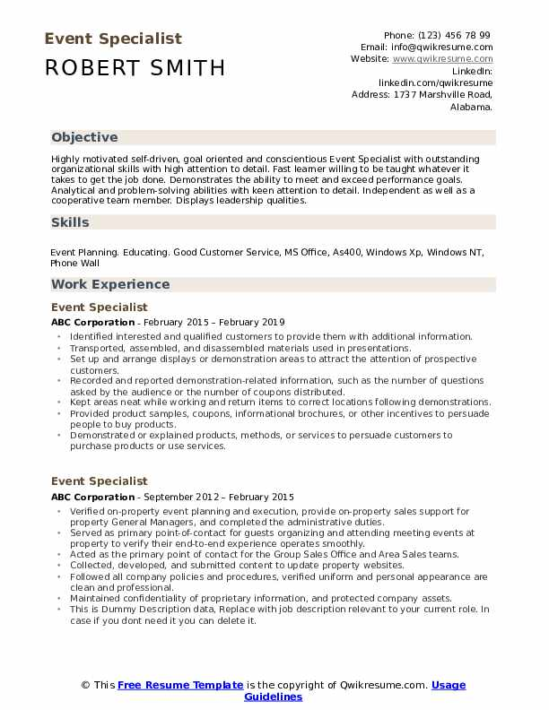 event specialist resume samples qwikresume pdf landscaping skills for language Resume Event Specialist Resume