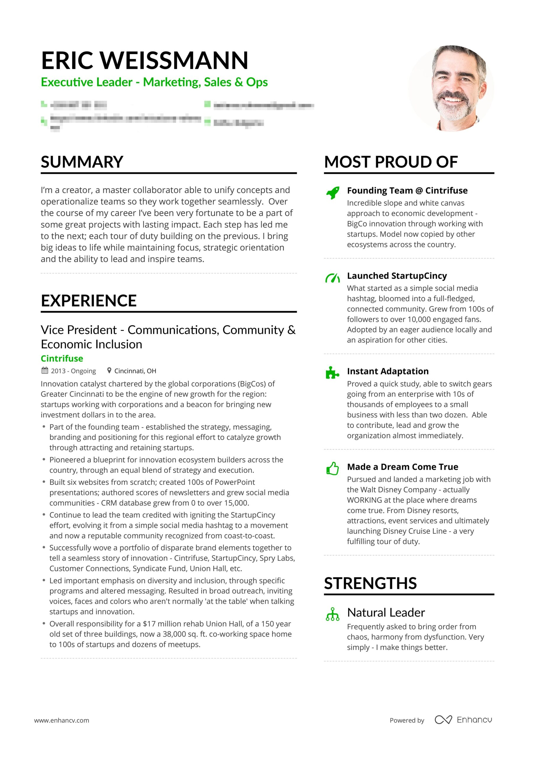 example of successful entrepreneur resume free examples professional assistant teacher Resume Entrepreneur Resume Examples