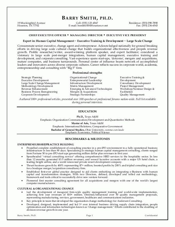 executive cv writing services resume template templates objective examples for retail Resume Resume Writing Services Hamilton