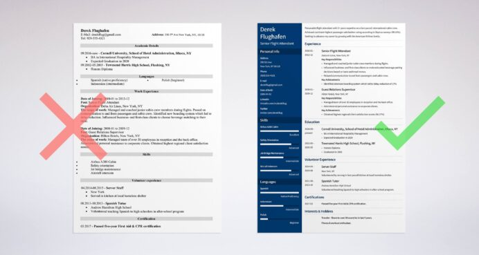 flight attendant resume sample also with no experience writing services attendat good Resume Resume Writing Services Hamilton
