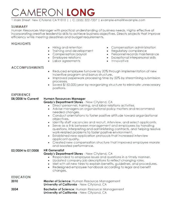 for military resume samples format examples entry level high school student development Resume Military Resume Examples