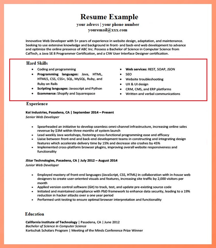 for skills resumes examples resume format additional to put on sample grad school of good Resume Additional Skills To Put On Resume