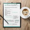 free dental resume template with clean and modern look templates electrical Resume Free Dental Resume Templates