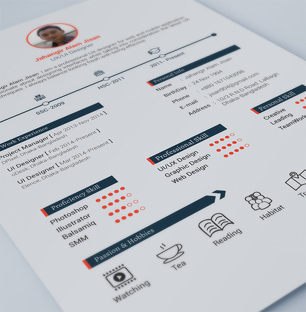 free editable cv resume templates for interactive template sap functional consultant shoe Resume Interactive Resume Template